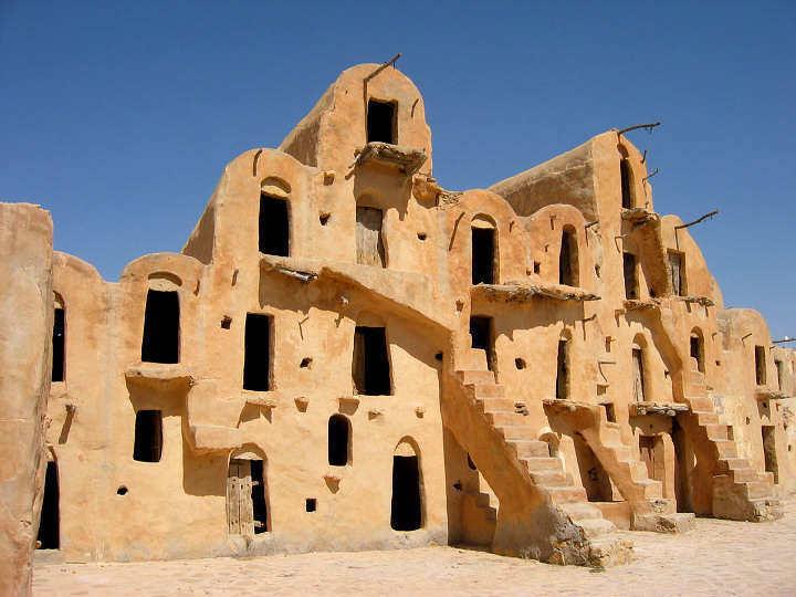 tunisia-Tataouine