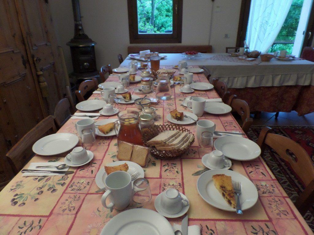 colazione a badolo