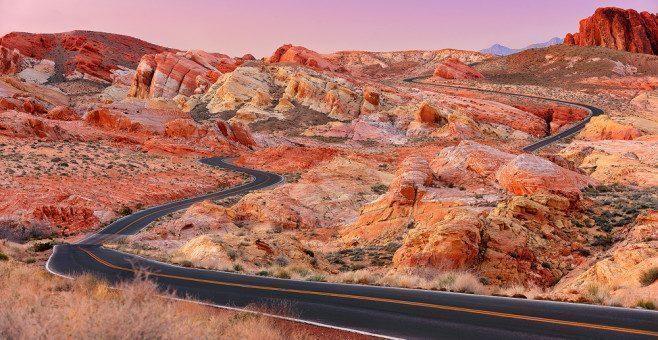Visitare Valley of Fire, in Nevada, tutti i consigli