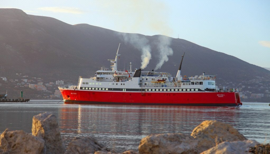 albania-Red Star Ferries