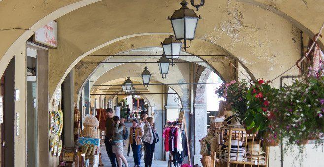 Le sette meraviglie di Greve in Chianti