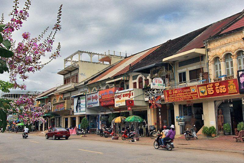 Battambang-cambogia