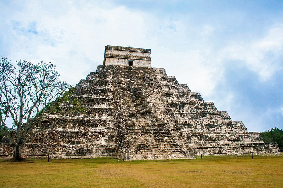Piramide Chichen Itza