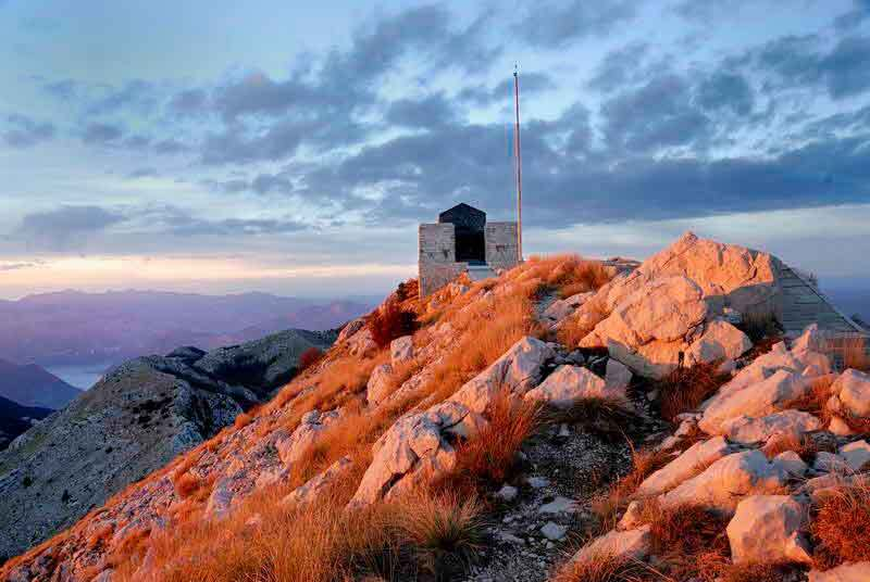 Lovcen National Park-parco-alba