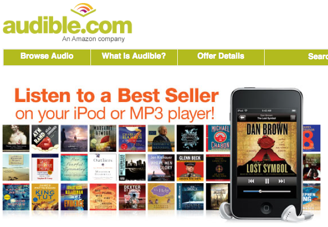 audible-amazon