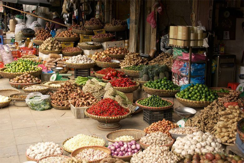 hanoi-mercato