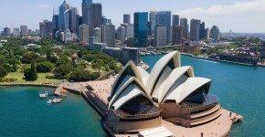 Sydney: 10 tappe in un giorno
