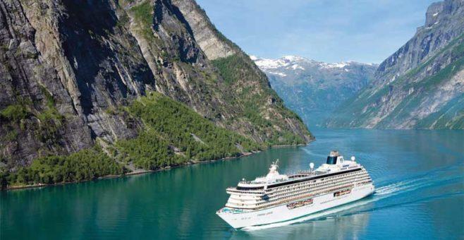 Fiordi norvegesi, 10 motivi per fare una crociera
