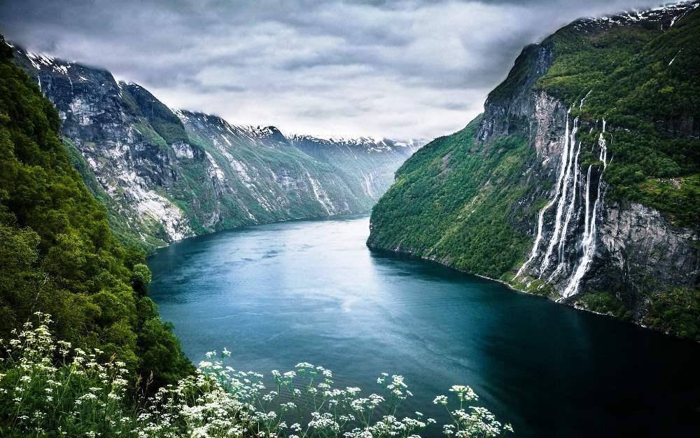 norvegia-geiranger