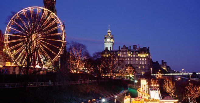 Natale a Edimburgo, le tradizioni in Scozia