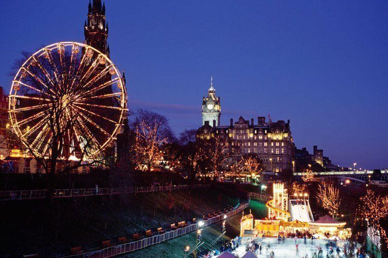 Natale in scozia tutte le tradizioni delle feste nella for Immagini new york a natale
