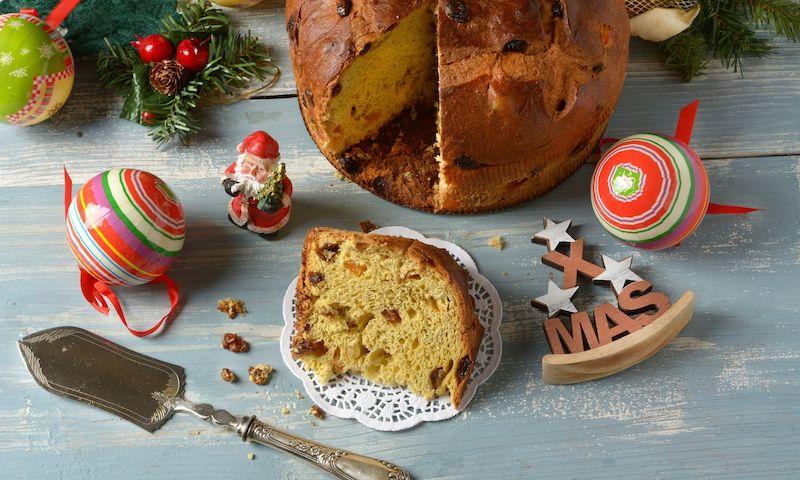 Milano piatti di Natale