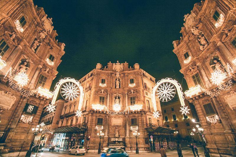 Palermo a Natale