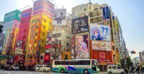 I quartieri di Tokyo più bizzarri: dove andare