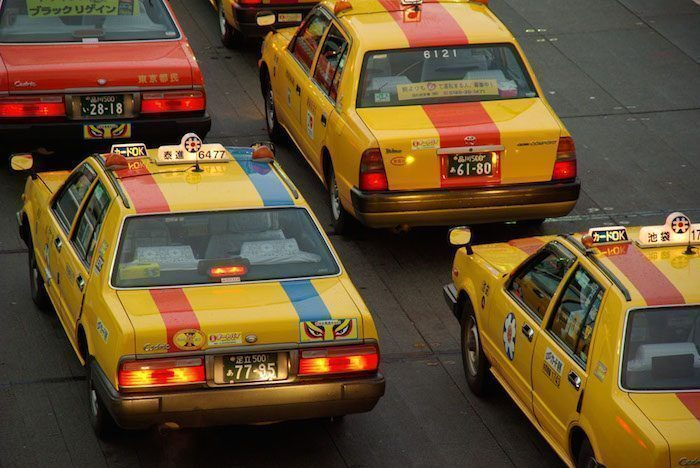 giappone-taxi