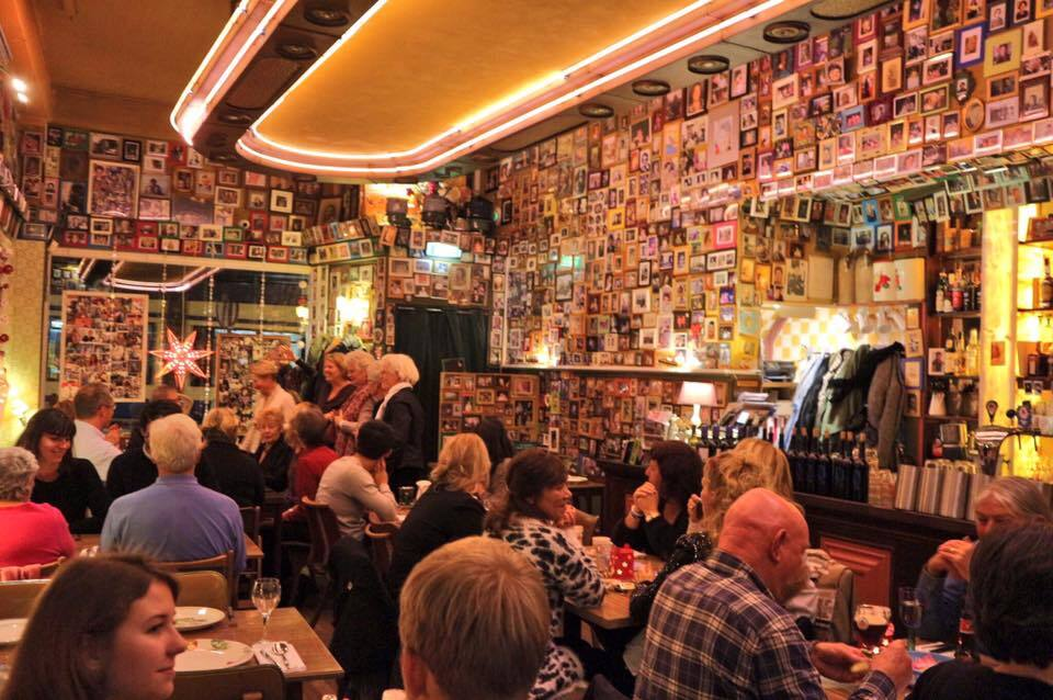 Dove mangiare ad amsterdam recensione ristorante moeders for Amsterdam mangiare