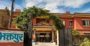 Dove dormire in Nepal, l'Hotel Planet a Bhaktapur