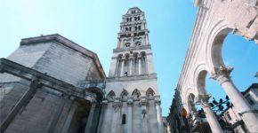Spalato e il Palazzo Diocleziano, cosa vedere in Croazia