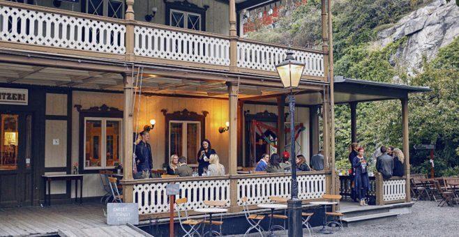 Dove mangiare a Stoccolma: recensione Gubbhyllan