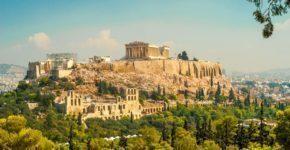 Atene e Capo Sounion: i luoghi del mito di Atena e Poseidone