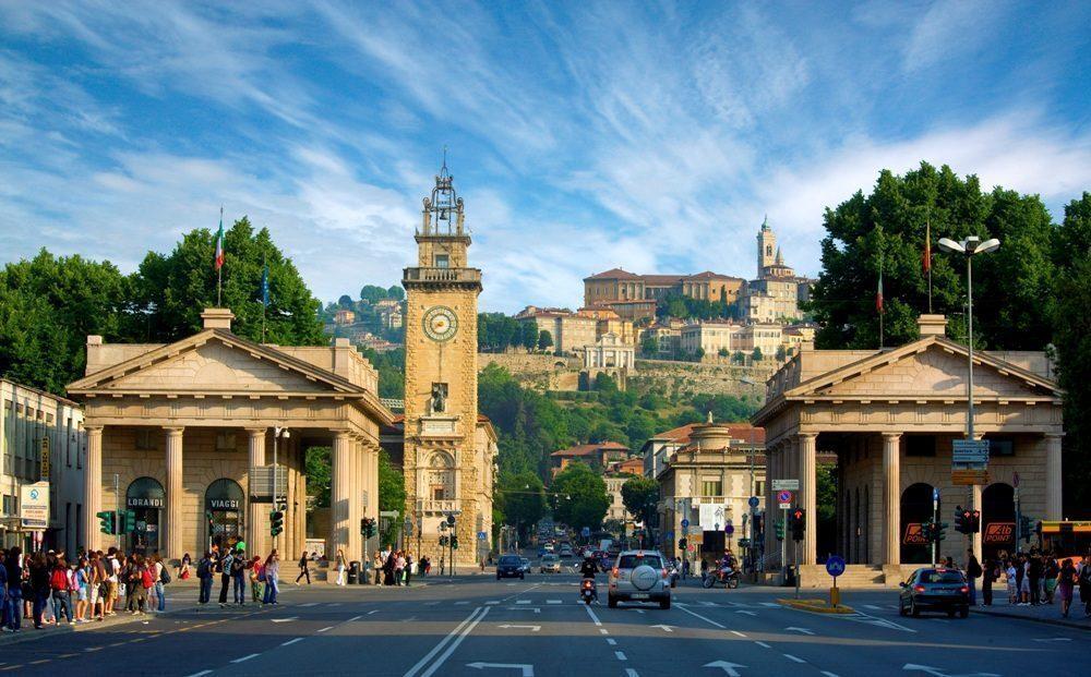 Bergamo come muoversi dall 39 aeroporto al centro citt - Treno milano porta garibaldi bergamo ...