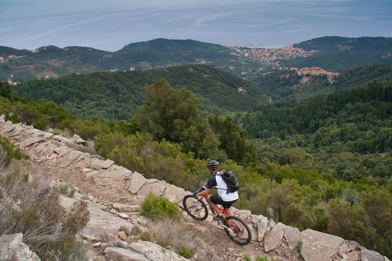 Isola d'Elba sport