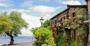 Anguillara Sabazia: alle porte di Roma sul lago di Bracciano