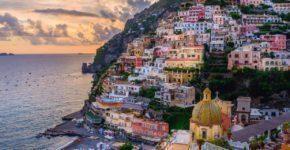 Positano e Capri low cost