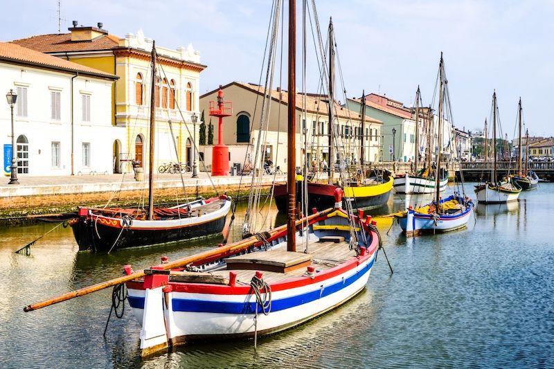 Romagna 5 borghi da visitare