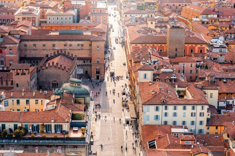 Bologna dove mangiare
