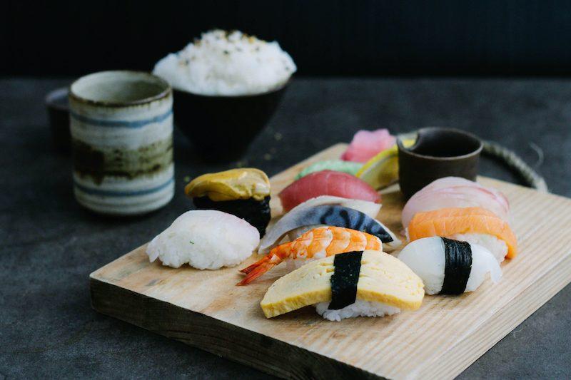Bologna sushi