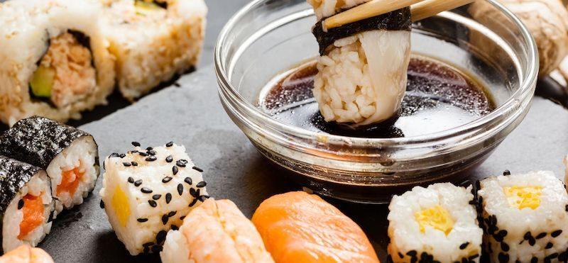 Bologna 3 sushi
