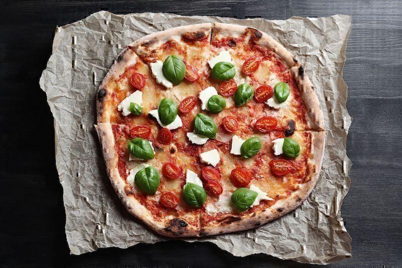 Pizza da informare