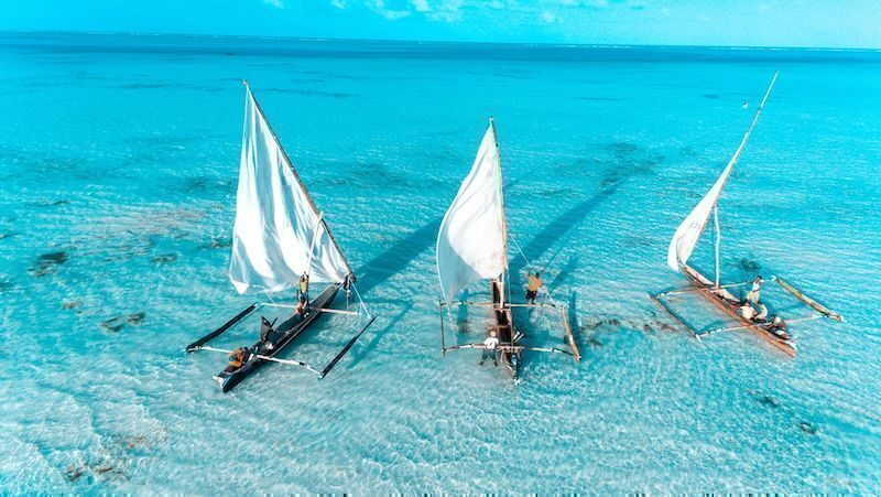 Zanzibar mare