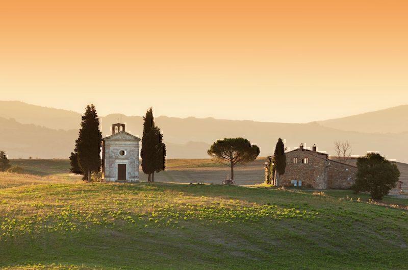 Chiesetta Toscana
