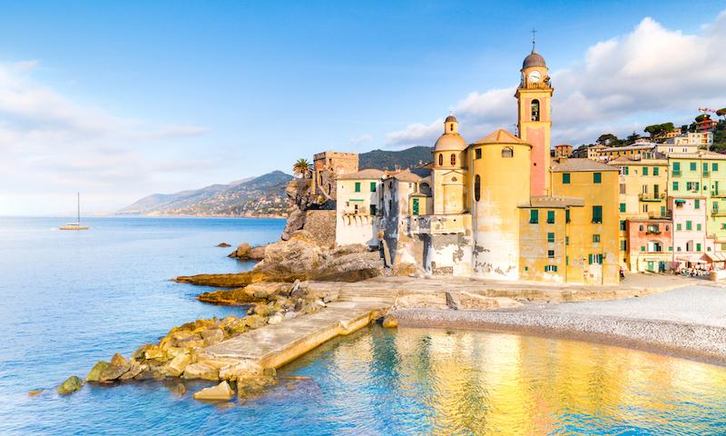 Liguria in autunno