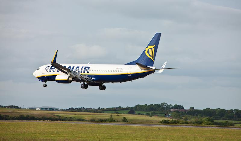 Ryanair rimborso voli post Covid