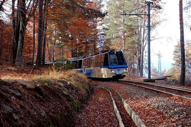 Treno Piemonte