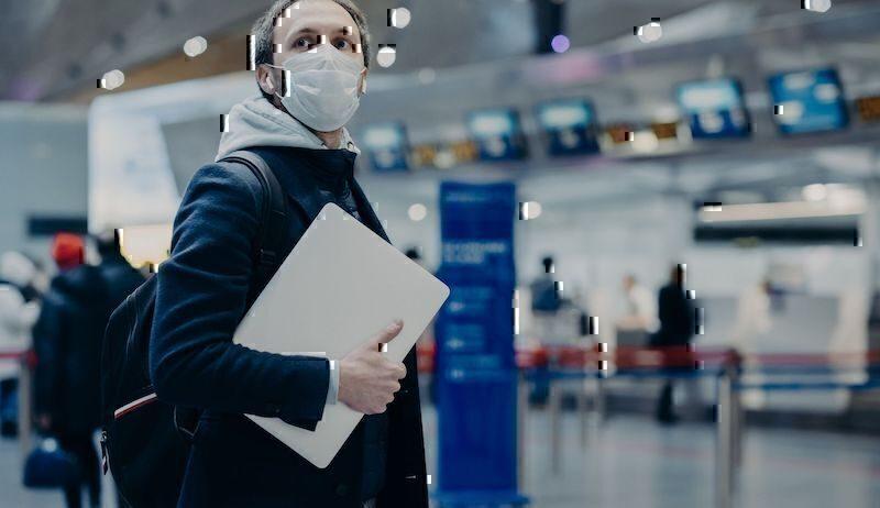 Coronavirus dopo il volo