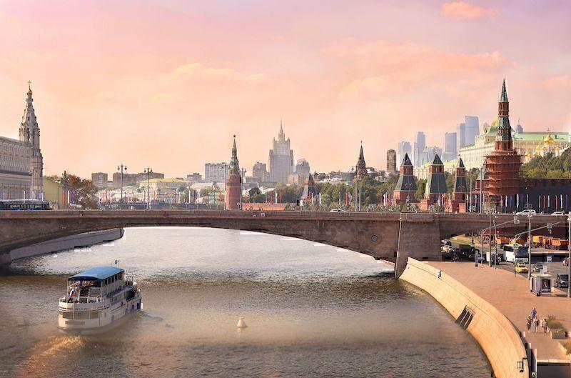 Mosca cosa vedere
