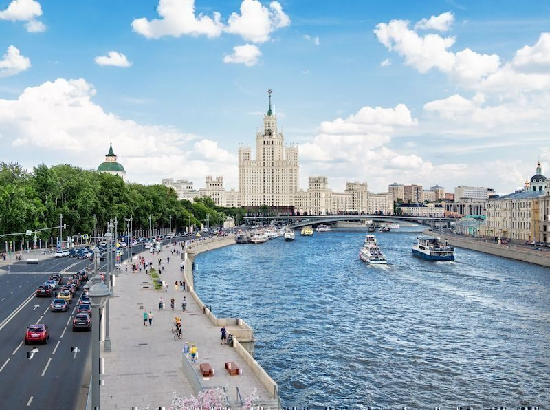Mosca cosa visitare