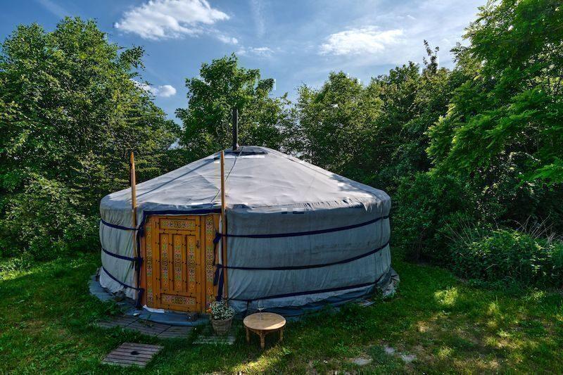 Casa yurta