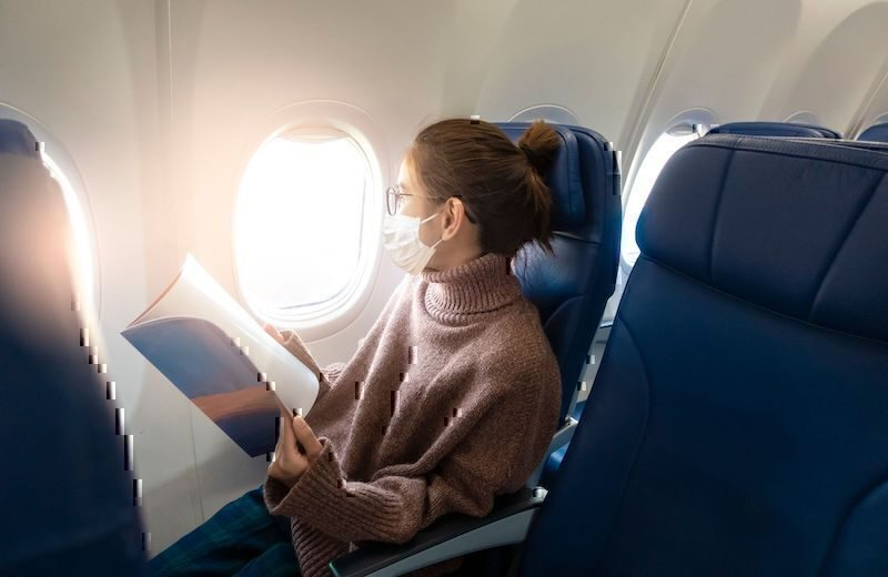 Covid viaggi aereo