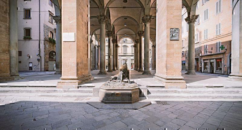 Firenze in lockdown