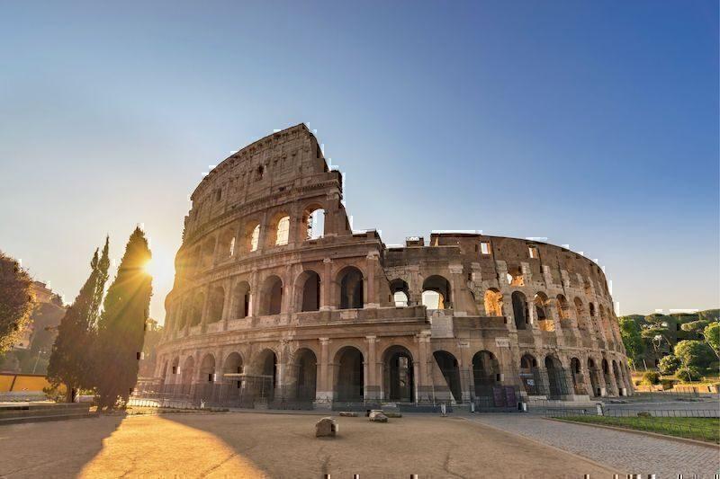 Roma in lockdown