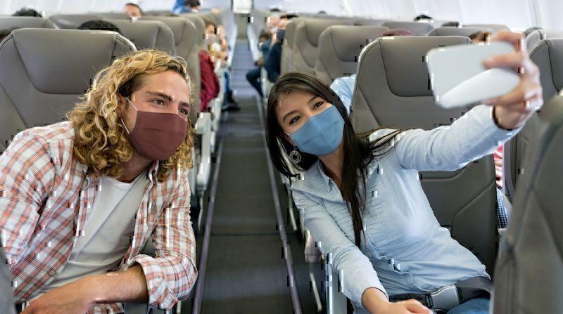 Viaggi aerei Covid