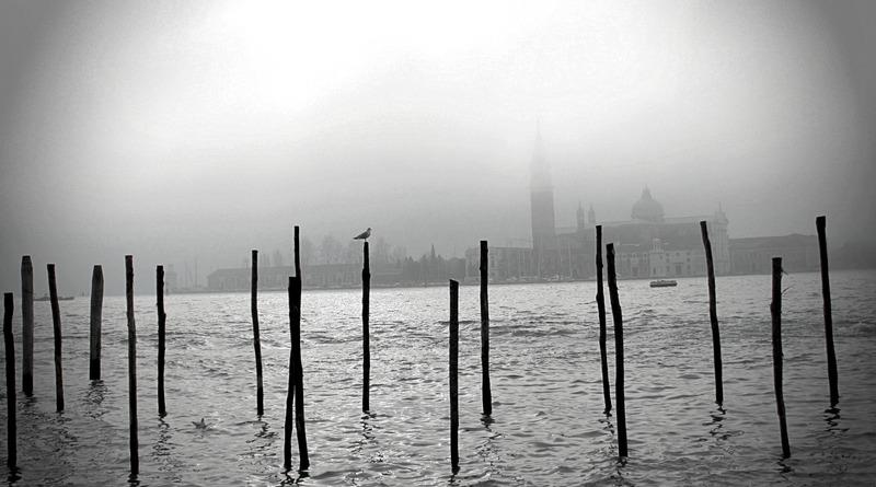Venezia nella nebbia